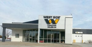 West Side Tractor Sales expands its South Holland facility