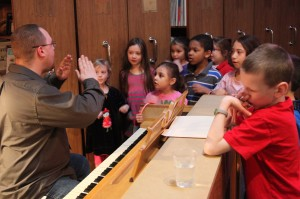 'Let's Sing' choir driven by their passion for music
