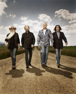 Oak Ridge Boys return to Merrillville