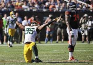 Gallery: Chicago Bears take on Green Bay Packers