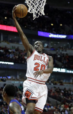 AL HAMNIK: Skinny jokes aside, Bulls' rookie Tony Snell carries some weight