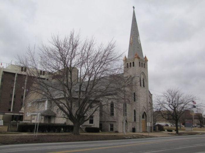 Historic laporte church to be torn down laporte for Laporte community