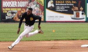 RailCats numbers down, attract big-league vets to tryout