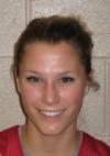 2012-13 Hebron girls basketball Lauren Carlson