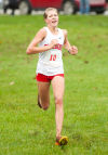 Crown Point's Hannah Wylie won the individual title Saturday