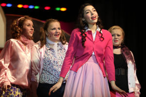 "Valparaiso High School Drama Club presents ""Grease"""