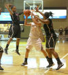 VU women's vs Saint Joseph, basketball exhibition game
