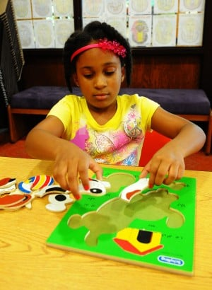 Calumet City Library hosts Puzzle Day