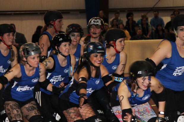 South Shore Roller Girls announce Derby 101