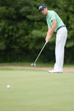 C.P.'s Grubnich leads Northern Amateur after dominant first round