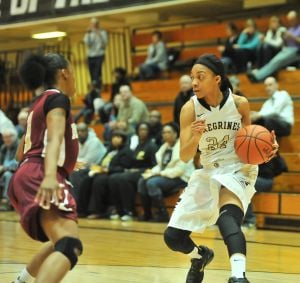 Purdue Calumet's Tierra Turner has made huge impact