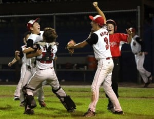 Gallery: Crown Point Bulldogs win the Cal Ripken Major League World Series