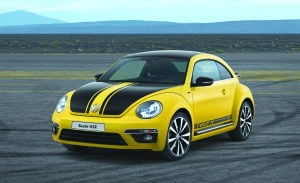 VW Beetle races back to the 70s with GSR