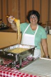 Church group's spaghetti dinner to aid the needy