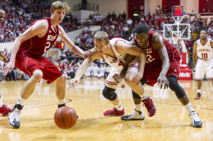 Two scoring bursts enough for error-prone IU