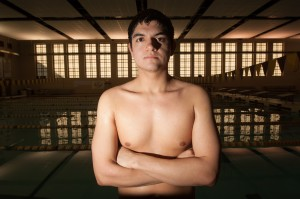 Kincaid makes giant strides on Chesterton's swim team