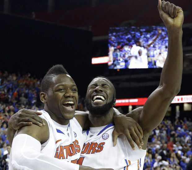 Cavs join Gators, 'Cats, Shockers as No. 1 seeds