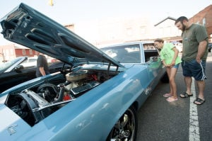 Crown Point Car Cruise moves to Wittenberg Village to make room for Fair Traffic