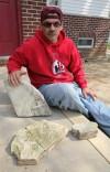 Headstones found in Valpo yard