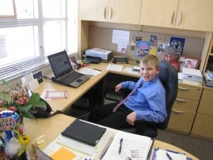 New principal at Eisenhower Elementary