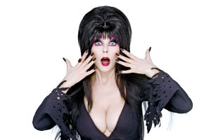 Elvira and alter-ego Cassandra Peterson say 'retirement' is a scary word