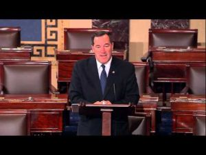 Donnelly wants Senate to focus on jobs, not Obamacare