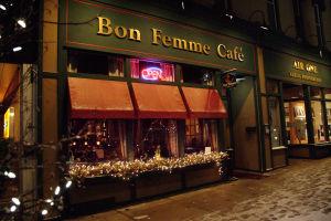 BON FEMME CAFE