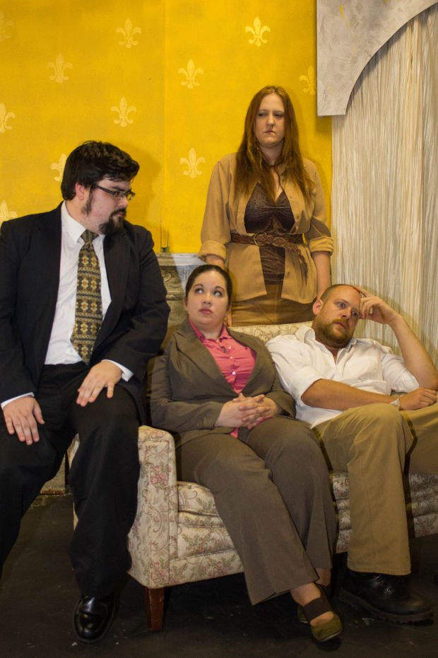 Footlight Theatre opens 65th season with God of Carnage