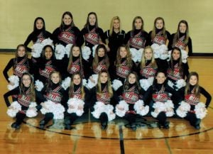 Middle school dance team rises to finish second in state