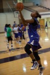 Merrillville senior guard Melanee Stubbs