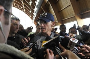 New coach, new offense for Bears at minicamp