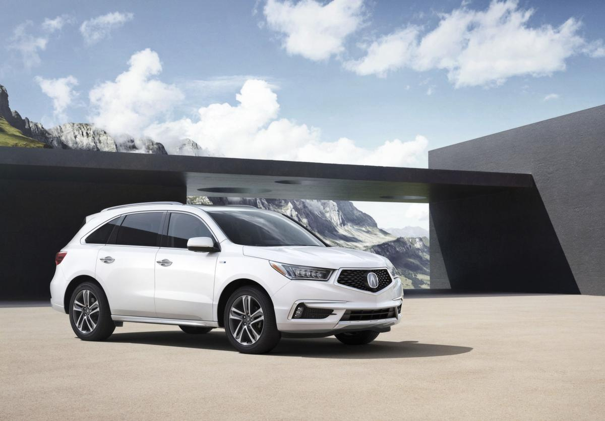 Behind the Wheel-2017 Acura MDX