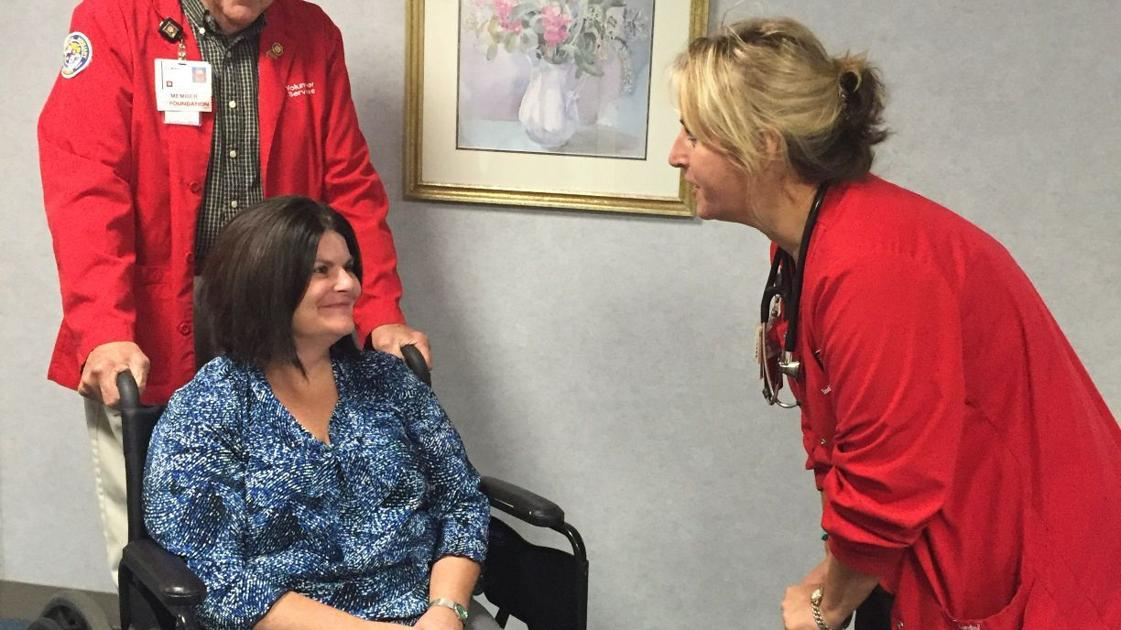 Laporte hospital auxiliary proves good things come in for Iu laporte hospital