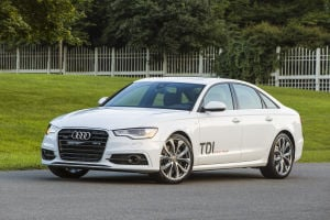 A6 TDI offers impressive combo: Efficiency, power, German luxury and style