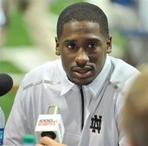 Golson: Notre Dame rallying around loss of players