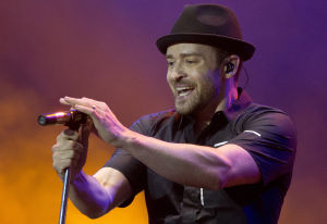 With new album, Timberlake not 2 for 2