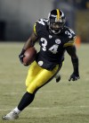 Steelers' RB Mendenhall keeps 'em chuckling