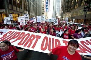 Issues in Chicago teachers strike mirror concerns of some NWI educators