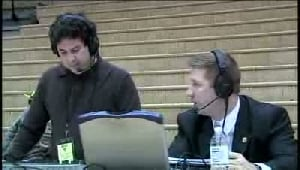Valparaiso men's basketball post-game interview