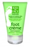 Kiss My Face Peppermint Foot Crème