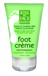 Kiss My Face Peppermint Foot Crme