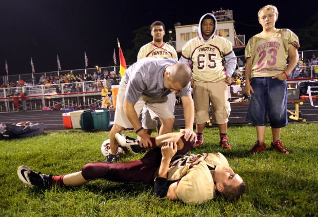 Sidelines situation: Medical experts provide care to student-athletes