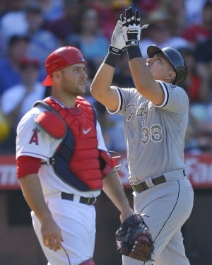 Angels hold on to give White Sox the slip 12-9