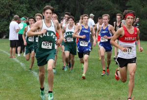 Big day for LaPorte at DAC cross country meet; Valpo boys win fourth straight