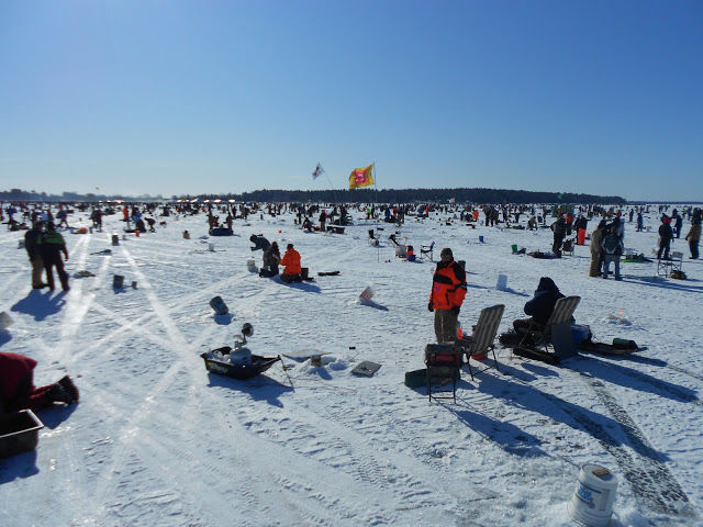 Brainerd minnesota is a real family playground travel for Brainerd ice fishing