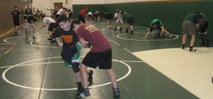 Valpo wrestling coach, committee working on plan for permanent home