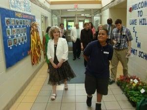Lake Hills Elementary STEM Magnet School Selected to Participate in National Elementary STEM Pilot Program