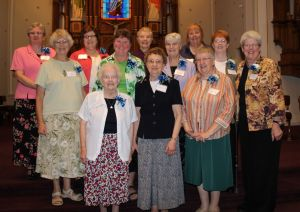 Former teachers return to St. Mary Church for a visit