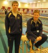 Bishop Noll swimmers left in dry dock, but still succeed