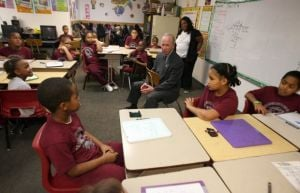 Gary's Ambassador Christian Academy leads the state in vouchers